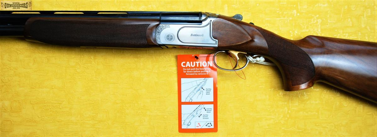 OVER UNDER SHOTGUNS BETTINSOLI 20G OVER AND UNDER EJECTOR