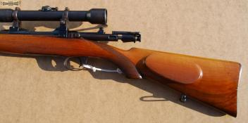 BOLT ACTION RIFLES STEYR MANNLICHER SCHOENAUER 6 5x54 MS