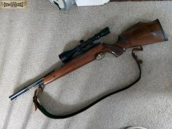 Classified ads UNDERLEVER AIR RIFLES - Gunseekers, Guns for